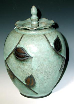 Lidded Vessels By Award Winning Ceramic Artist Jane Woodside
